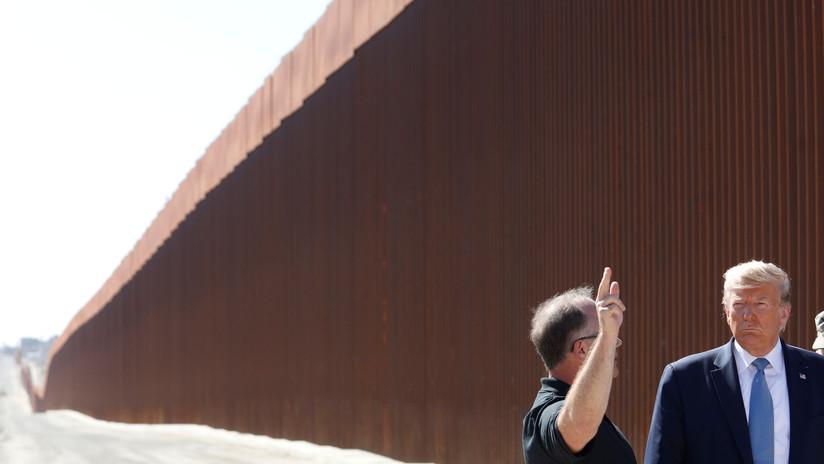 ¿Misión imposible?: Escaladores treparán a una réplica del muro de Trump para comprobar su dificultad