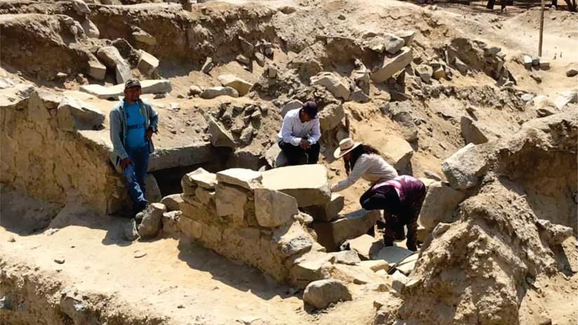 Perro arqueológico de mil años aún conserva las almohadillas de sus patitas