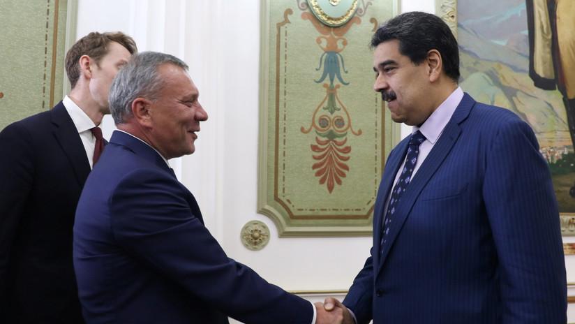 Comercio, ciencia y cultura: Rusia y Venezuela elaboran un plan de cooperación para los próximos 10 años