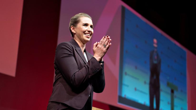 VIDEO: Historia de amistad entre elefante y camello provoca la risa imparable de primera ministra danesa