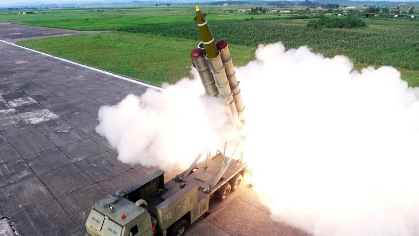 """Analistas advierten que el nuevo misil balístico de Corea del Norte es """"mucho más difícil de contrarrestar"""" que los anteriores"""