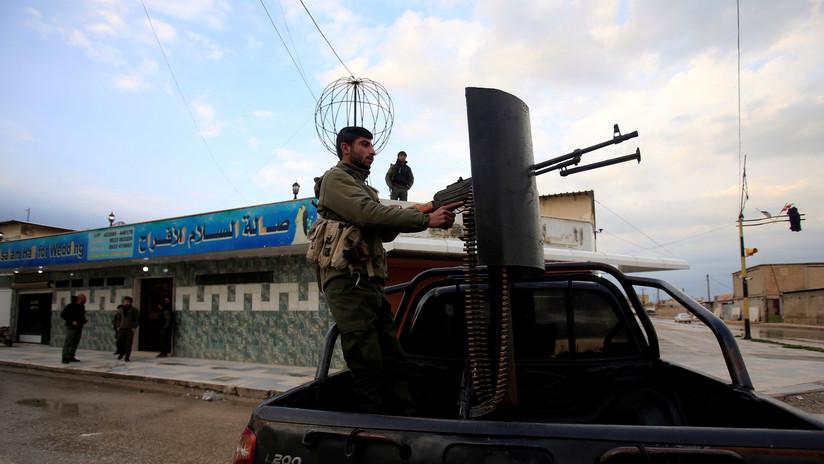 Las Fuerzas Democráticas Sirias afirman que EE.UU. comienza a retirar sus tropas de la zona fronteriza turco-siria