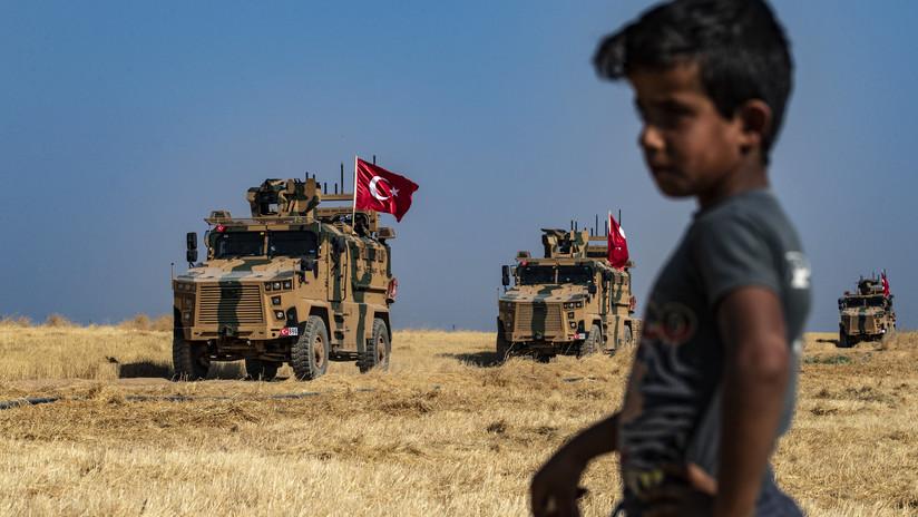 """La ONU se está """"preparando para lo peor"""" en el noreste de Siria ante la posible operación militar de Turquía"""