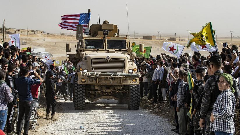 """Las Fuerzas Democráticas Sirias tachan de """"puñalada por la espalda"""" la """"inesperada"""" decisión de EE.UU. de retirar sus tropas del norte de Siria"""