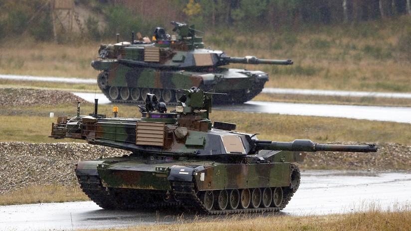 EE.UU. desplegará 20.000 soldados en Europa para los mayores ejercicios militares desde la Guerra Fría