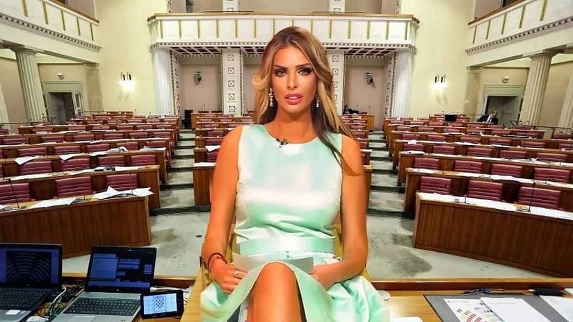 Una exmodelo de Playboy anuncia su candidatura para la Presidencia de Croacia