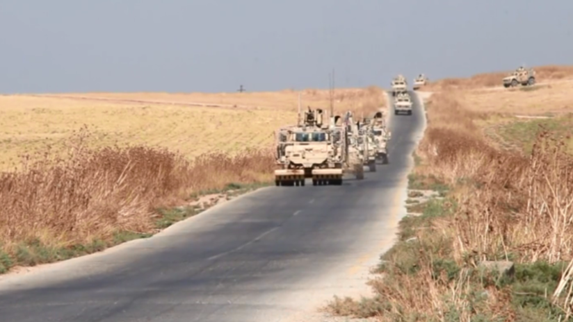 VIDEOS: Tropas de EE.UU. abandonan la frontera entre Siria y Turquía ante la inminente operación turca