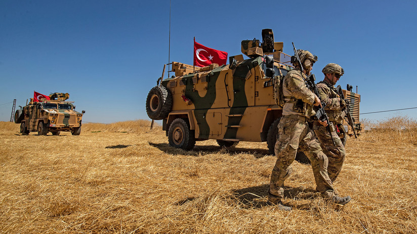 """Canciller turco a Irán: """"La operación de Turquía en el norte de Siria es una medida temporal"""""""