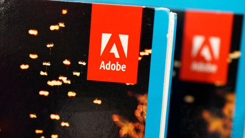 """""""No podemos emitir reembolsos"""": Adobe anuncia que dejará de operar en Venezuela debido a las sanciones de EE.UU."""