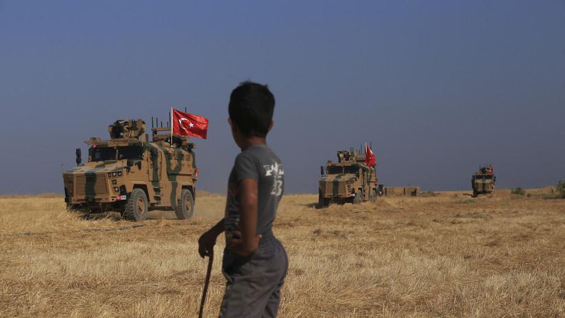 Casa Blanca: El traslado de los militares estadounidenses del noreste de Siria no significa el comienzo de la retirada de las tropas del país