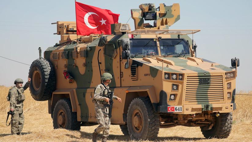 El Ministerio de Defensa turco afirma que se han completado todas las preparaciones para la operación militar en Siria