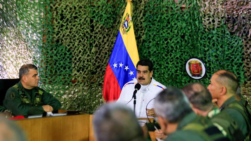 Pdte. Maduro denuncia nuevo plan violento contra Venezuela