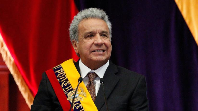 """""""Maduro y Correa están detrás de este intento de golpe de Estado"""": Lenín Moreno traslada la sede del Gobierno de Ecuador a Guayaquil"""