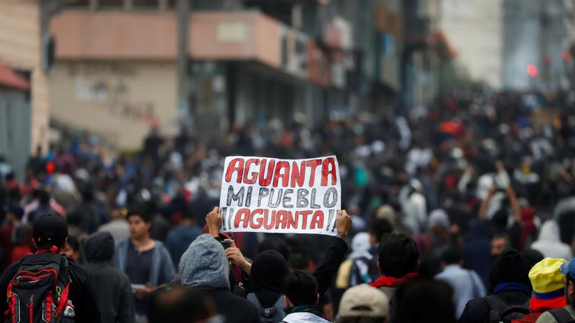 El alcalde de Quito declara en emergencia la capital ecuatoriana