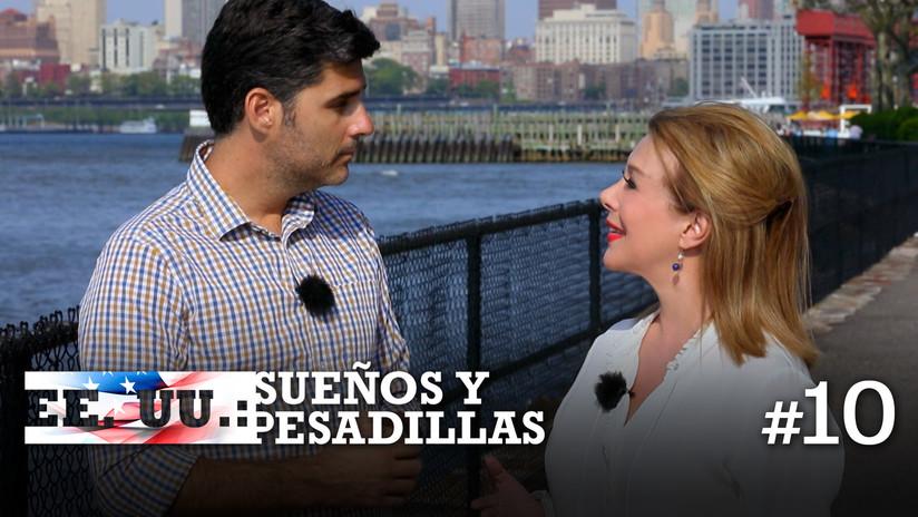 EE.UU.: 'Sueños y pesadillas' de los inmigrantes latinos más solidarios