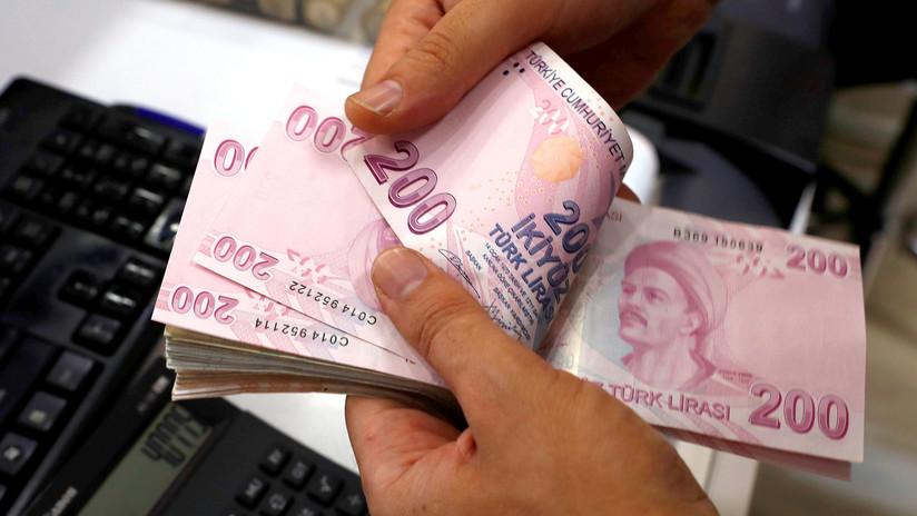 Rusia y Turquía acuerdan realizar sus pagos mutuos en monedas nacionales