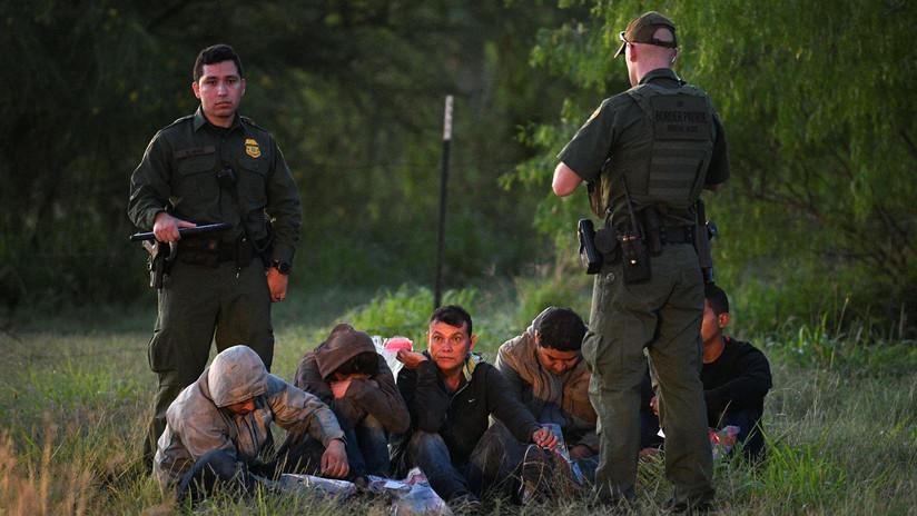 EE.UU. aumenta en un 88 % las detenciones de migrantes indocumentados en la frontera con México en un año