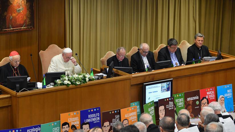"""""""Son un problema del mundo"""": el sínodo del Vaticano sobre la Amazonía que incomoda a Bolsonaro"""