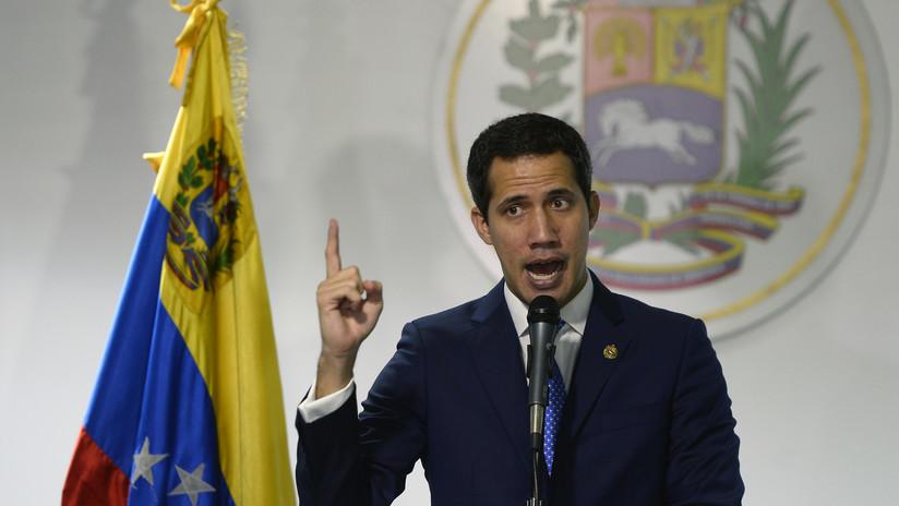 """Guaidó asegura que dará con """"el paradero"""" de Correa en Venezuela"""