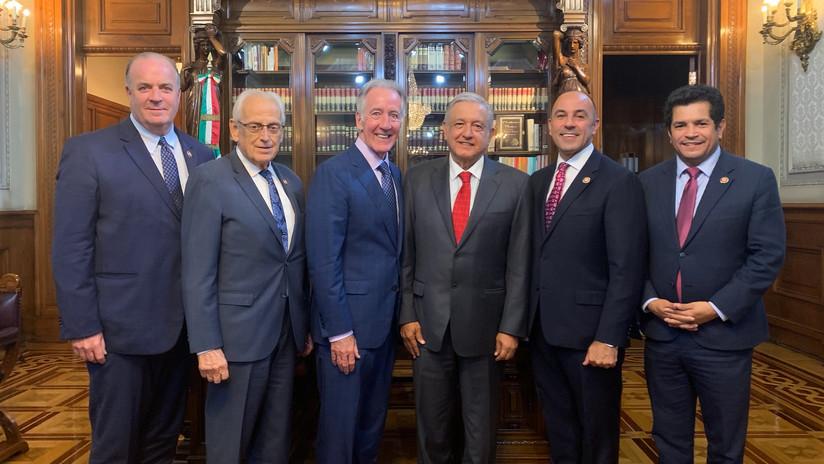 López Obrador envía una carta a Pelosi para pedir celeridad en la aprobación del T-MEC