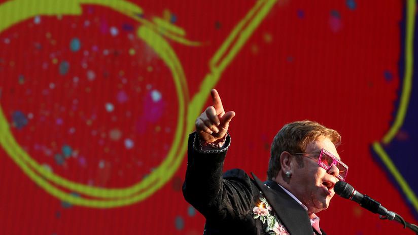 """""""La cocaína me hizo un monstruo"""": Elton John brinda un adelanto de sus memorias"""