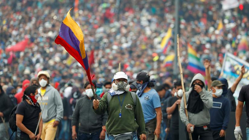 """No sabíamos lo que se cocinaba en Caracas"": Moreno vuelve a acusar a Correa de desestabilizar Ecuador con ayuda de Maduro"
