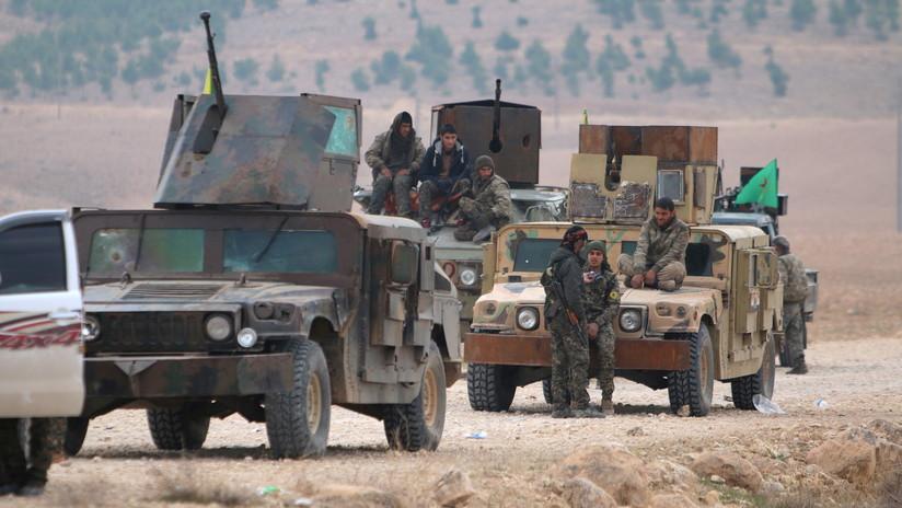 Los kurdos anuncian una movilización general ciudadana en el noreste de Siria ante las preparaciones de Turquía para una invasión