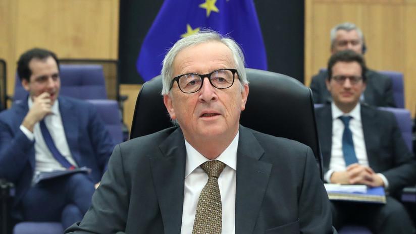 """""""El pecado original está en las islas británicas"""": Juncker advierte que un Brexit sin acuerdo podría provocar """"el colapso del Reino Unido"""""""