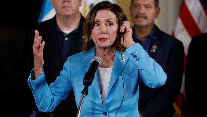 Un congresista republicano presenta una moción para expulsar a Nancy Pelosi de la Cámara de Representantes