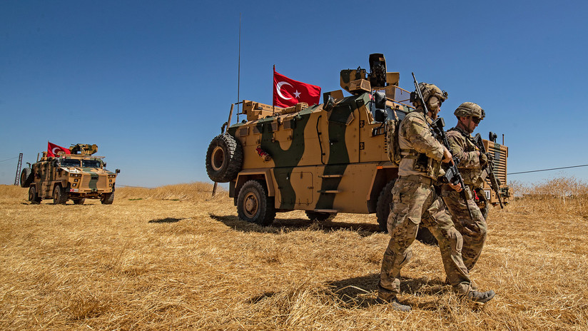 """Alemania: """"Turquía corre el riesgo de provocar el resurgimiento del Estado Islámico con su ofensiva en Siria"""""""