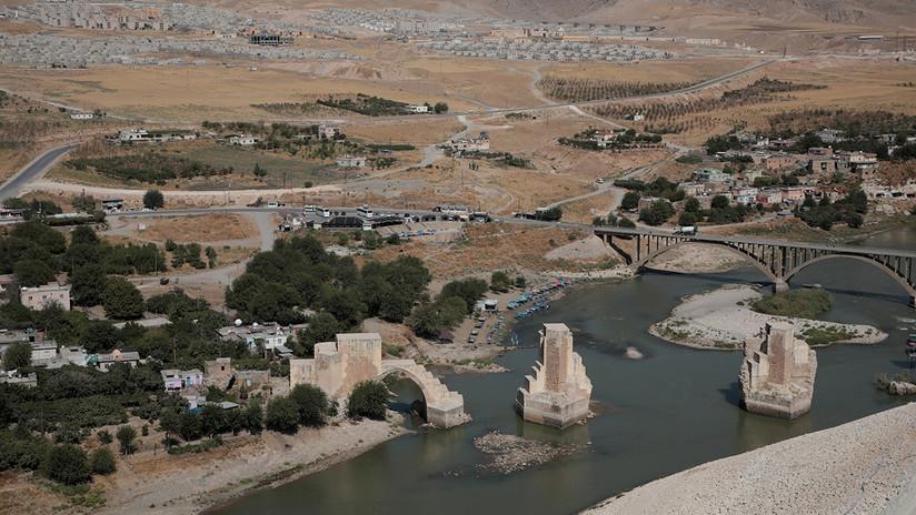 Esta es una de las ciudades más antiguas del mundo que pronto quedará bajo el agua