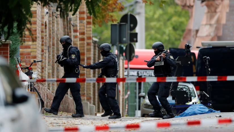 Reportan la identidad del tirador que grabó su ataque con una GoPro en una sinagoga en Alemania