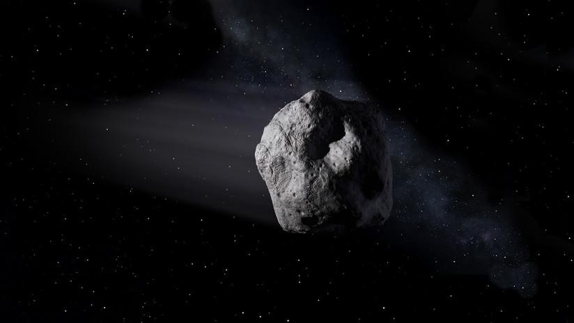 Ocho asteroides se acercan a la Tierra esta semana