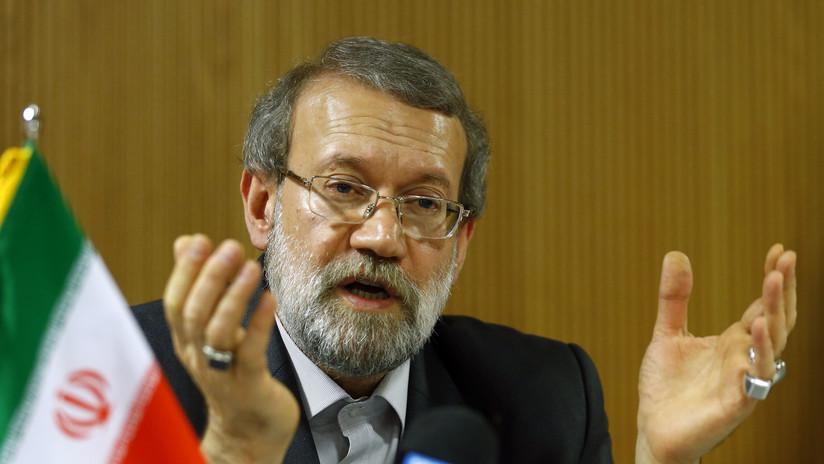 El presidente del Parlamento iraní cancela una visita a Turquía tras el inicio de la operación militar en Siria