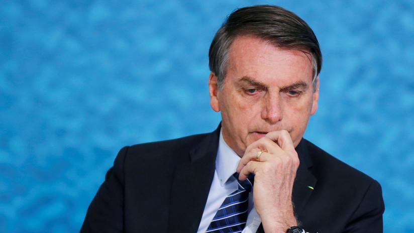 """""""Solamente preguntan mierda"""": Bolsonaro desestima el escándalo sobre torturas sistemáticas en las cárceles de Brasil"""