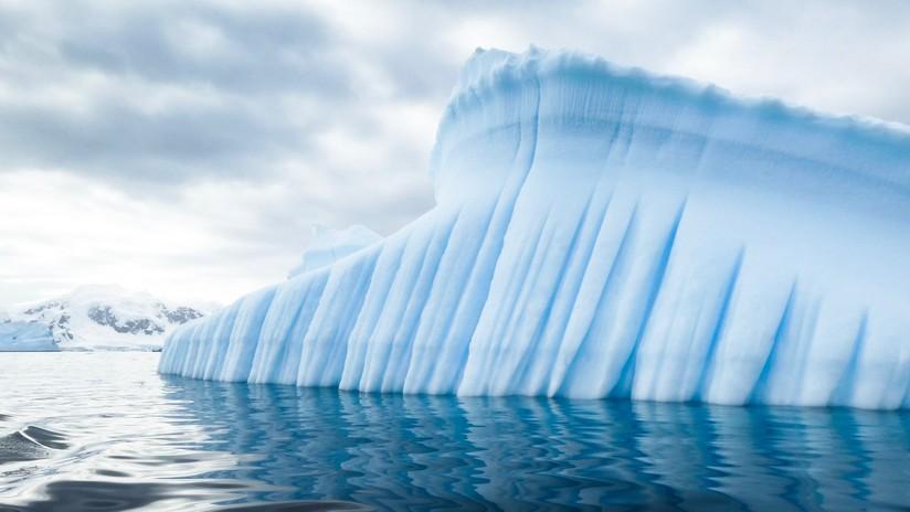 VIDEO: Encuentran en la Antártida enormes 'ríos' de agua tibia, responsables de la separación de plataformas glaciares