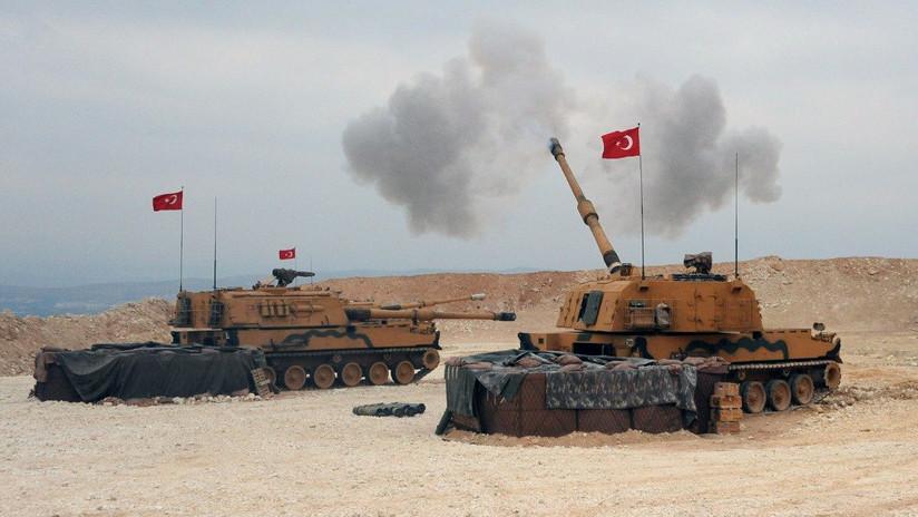 Irán exige a Turquía retirar sus tropas y cesar inmediatamente las hostilidades en Siria