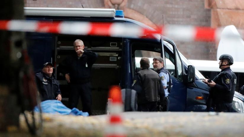 """Las autoridades alemanas declaran que el tirador planeaba """"una masacre"""" en su ataque """"terrorista"""" en Halle"""