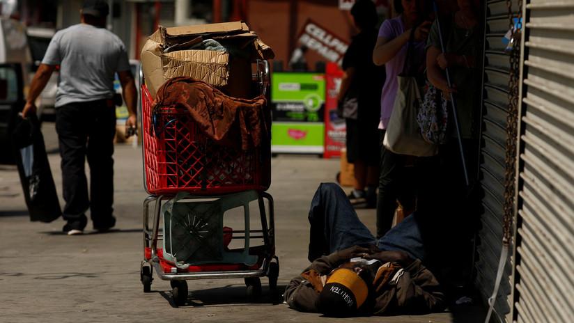 Marginación, vulnerabilidad, agresiones: la realidad de millones de personas sin hogar alrededor del planeta