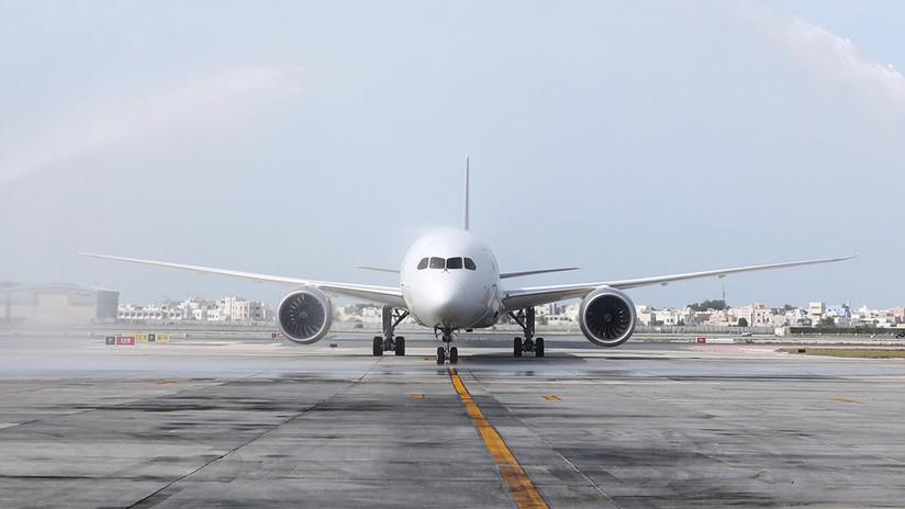 La principal aerolínea rusa cancela el pedido de aviones Boeing 787 Dreamliner