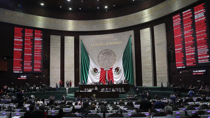 Diputados mexicanos aprueban una ley que pone un tope de salario a los funcionarios públicos