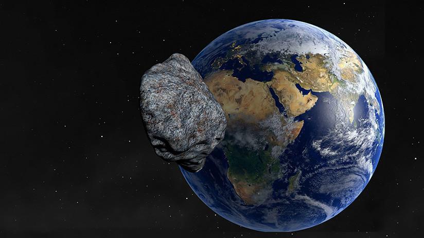 Un asteroide del tamaño de la Gran Pirámide de Guiza pasa (de nuevo) cerca de la Tierra