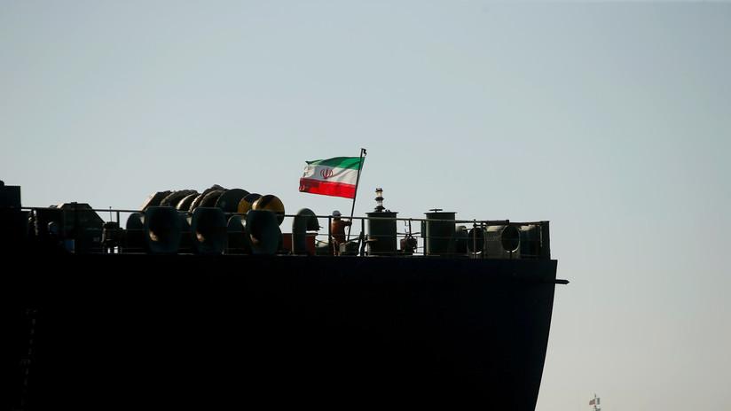 Denuncian explosión en petrolero iraní cerca de puerto saudita