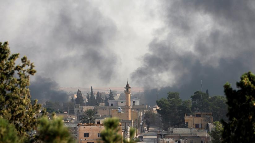 """Turquía: """"El número de kurdos abatidos desde el inicio de la operación en Siria asciende a 277"""""""