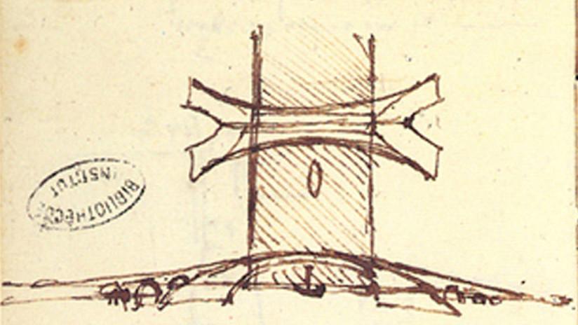 FOTO: Ponen a prueba un puente diseñado por Da Vinci hace 500 años y confirman que es una maravilla de la ingeniería