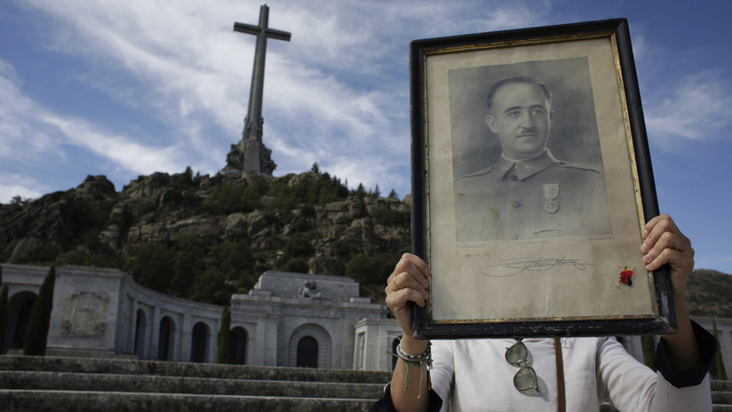 Determinan la fecha límite para la exhumación de Franco y se comunicará a la familia 48 horas antes
