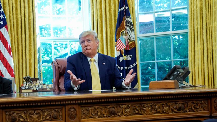 """""""No queremos que maten a muchas personas"""": Trump amenaza a Turquía con sanciones """"como muy pocas naciones han visto antes"""""""