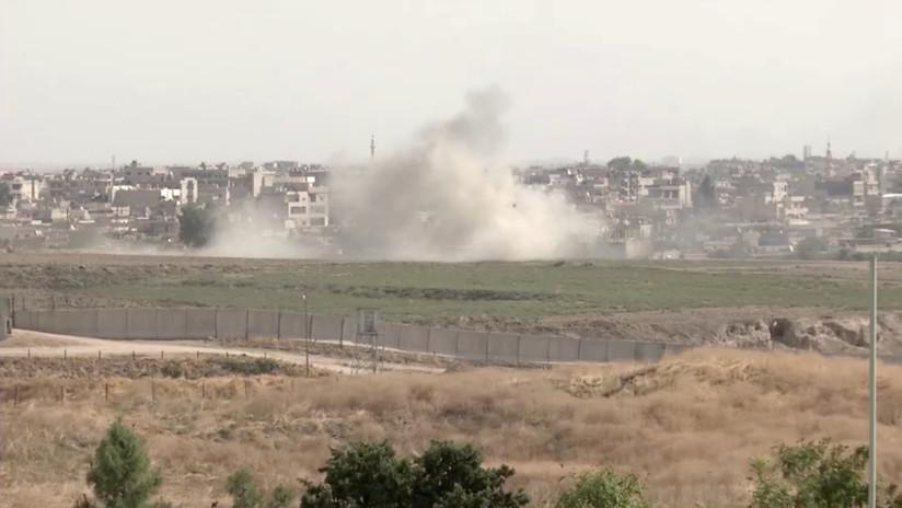 Pentágono: Tropas de EE.UU. fueron atacadas con artillería desde posiciones turcas