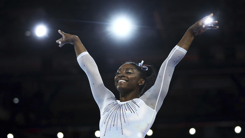 La gimnasta estadounidense Simone Biles consigue un histórico quinto título mundial y se consolida como una de las mejores de todos los tiempos