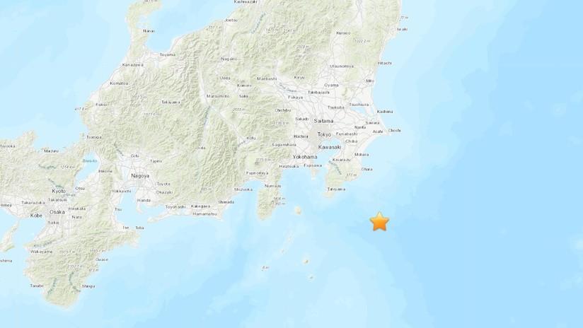 Un sismo de 5,7 se registra cerca de las costas de Japón mientras el tifón Hagibis azota las islas